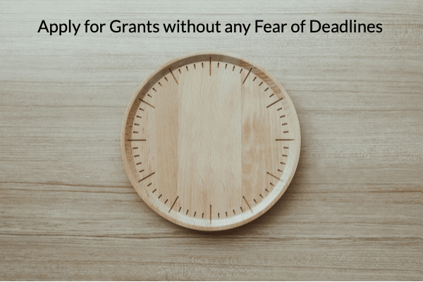 A Complete List of Deadline Free Grants for NGOs, Apply ANYTIME!