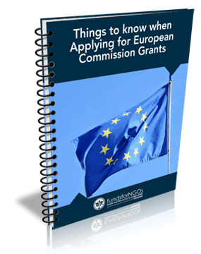 How to apply for European Commission Grants