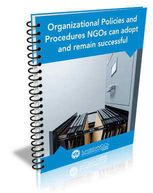 Organizational Policies and Procedures NGOs can adopt and remain successful
