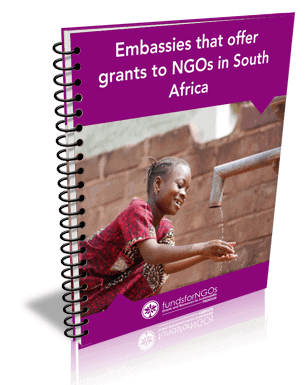 Embassies That offer Grants to NGOs in South Africa