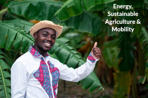 Shell Foundation is supporting Sustainable and Scalable Innovation in Africa