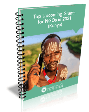 Top Upcoming Grants for NGOs in 2021 (Kenya)