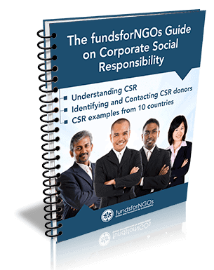 The fundsforNGOs Guide for NGOs on Corporate Social Responsibility