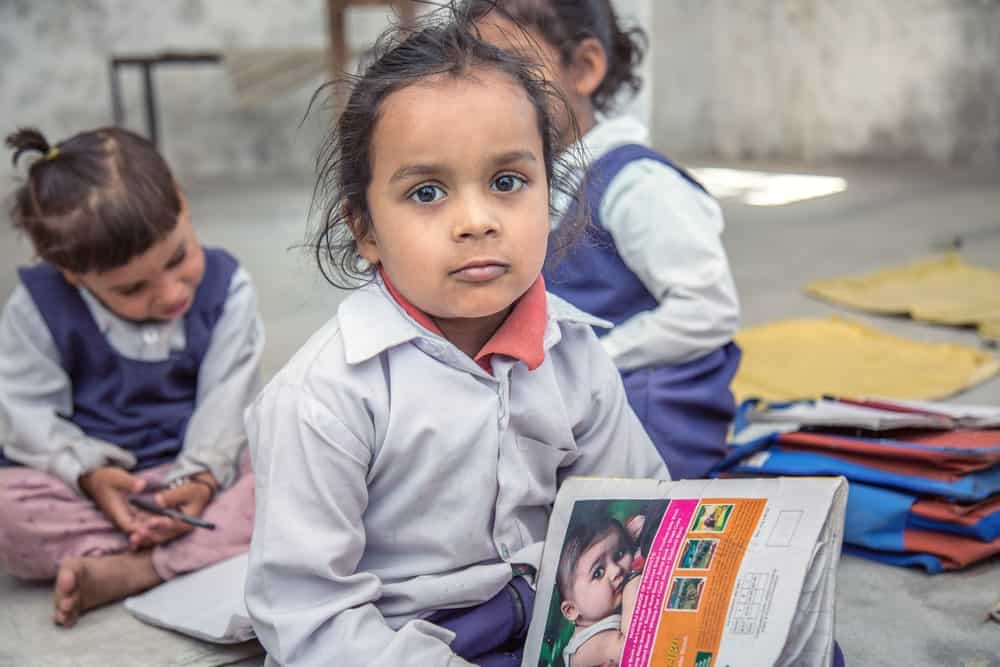 A List of Foundations Supporting Girls Education in India