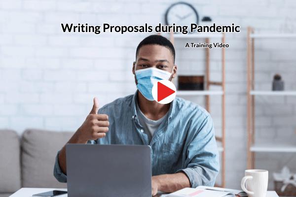 Writing Proposals during Pandemic