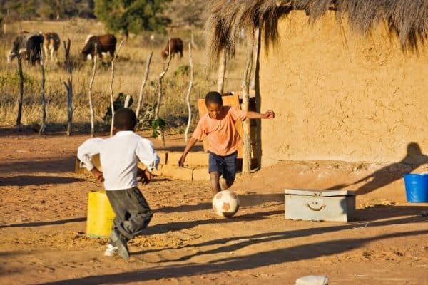 Top Global Donors for empowering Communities through Sports and Recreation