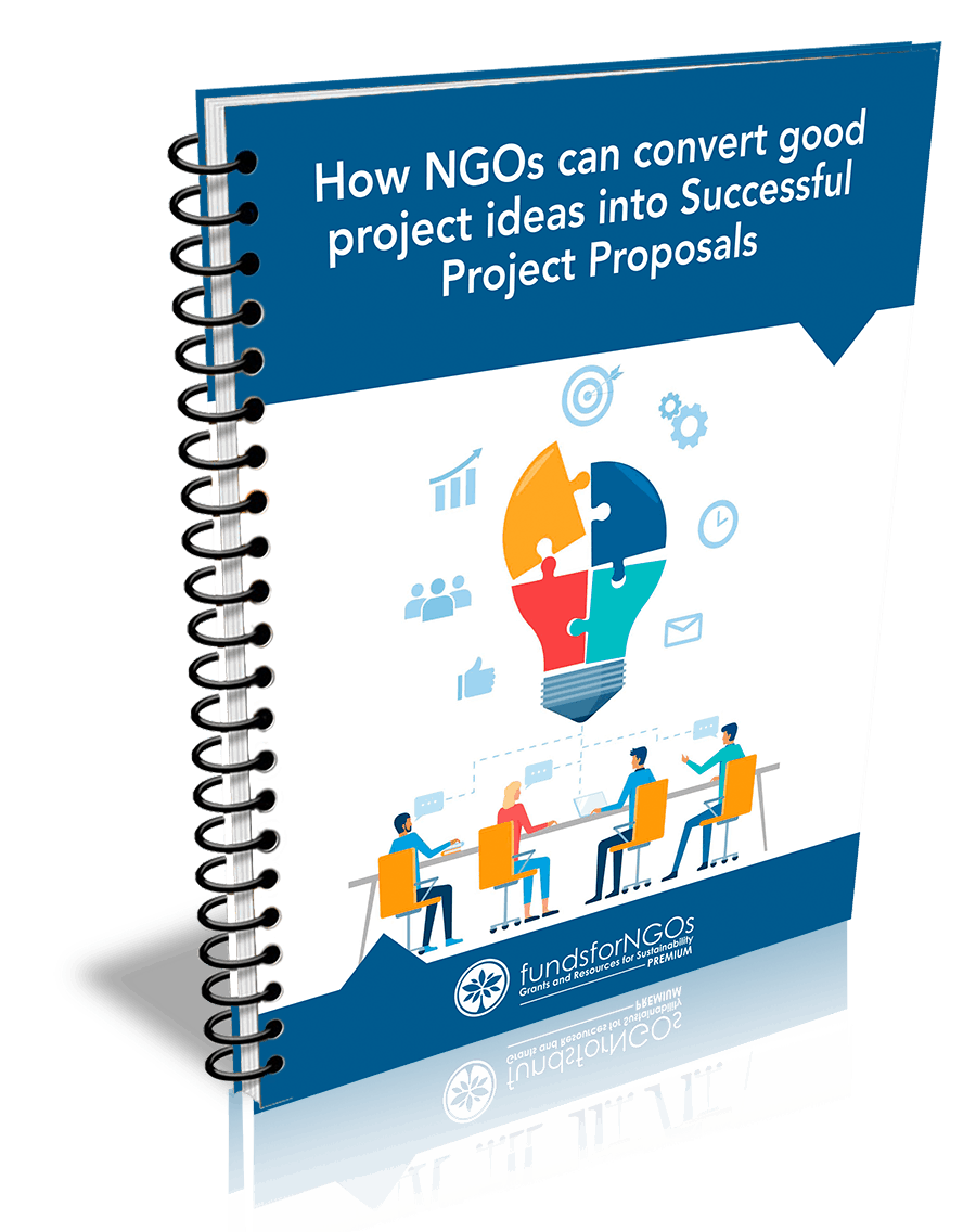 How NGOs can convert good project ideas into Successful Project Proposals