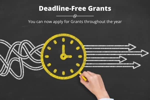 What Types of Deadline-Free Grants Exist for NGOs in 2021?