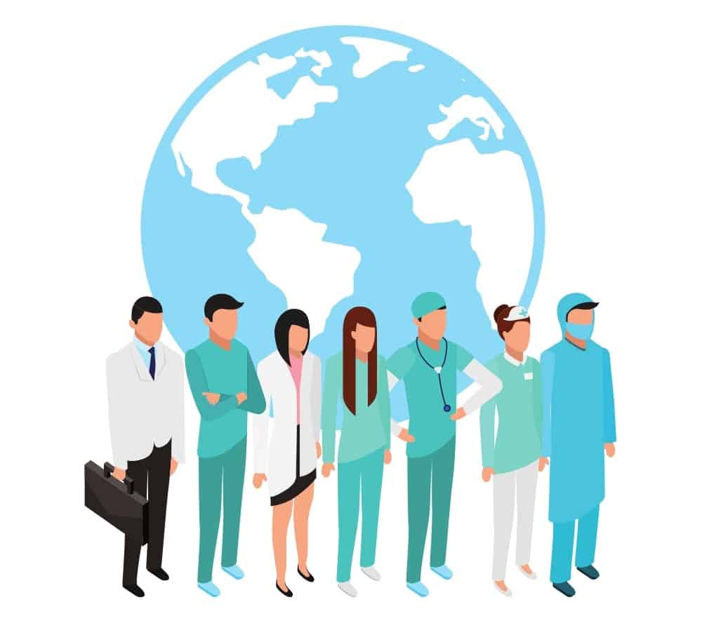 Major Donors revolutionizing global Health care and Medical Infrastructure