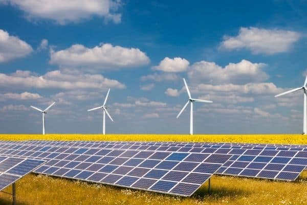 Donors funding renewable energy projects