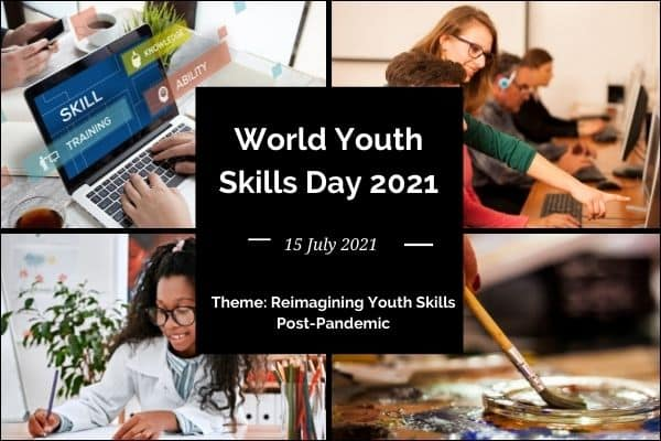 World Youth Skills Day 2021 | Top Youth Development and Empowerment Programs for NGOs
