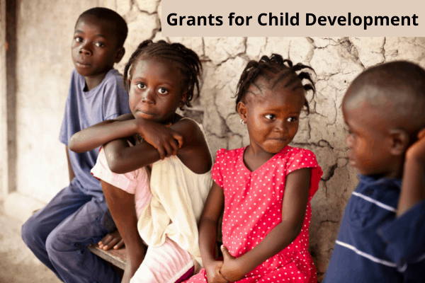 65+ Innovative Grants for helping Children living in Poverty