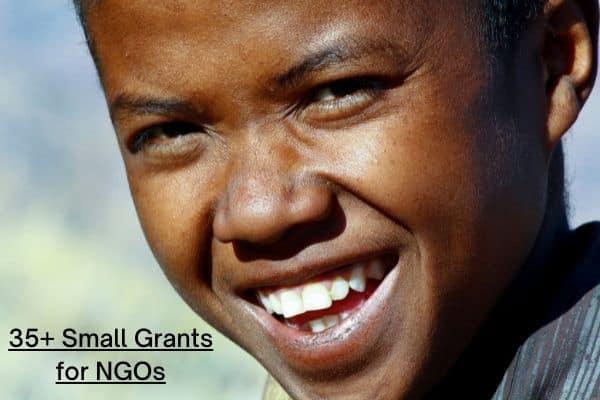 New Small Grants for Socio-economic Development Projects in 2021