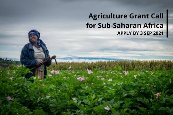 [Agriculture] Lacuna Fund seeks Expressions of Interest from NGOs in Sub-Saharan Africa
