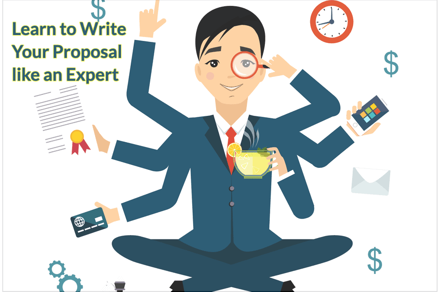 Learn to Write Your Proposal like an Expert