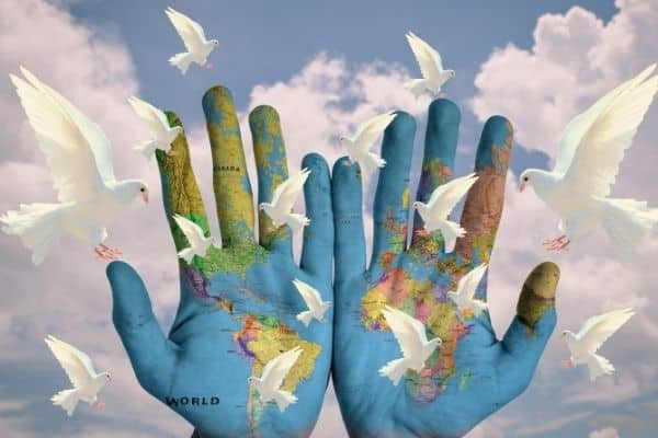 Open Grants by International Donors to encourage Peace around the world
